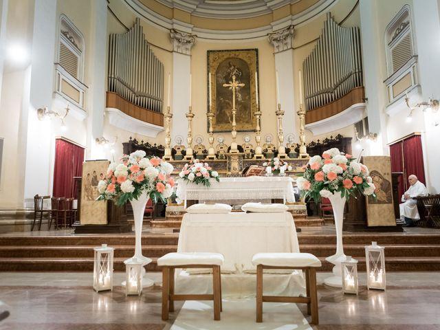 Il matrimonio di Camilla e Paolo a Corinaldo, Ancona 30