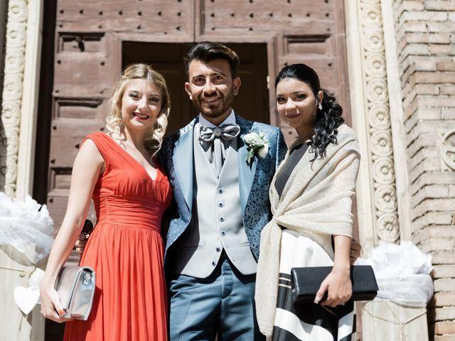 Il matrimonio di Camilla e Paolo a Corinaldo, Ancona 32