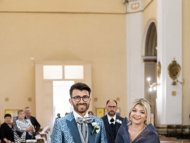 Il matrimonio di Camilla e Paolo a Corinaldo, Ancona 33