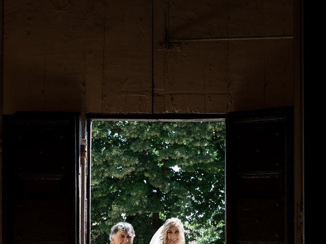 Il matrimonio di Camilla e Paolo a Corinaldo, Ancona 36