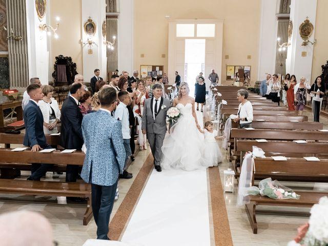 Il matrimonio di Camilla e Paolo a Corinaldo, Ancona 37