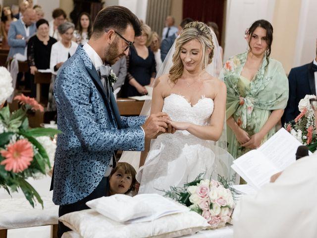 Il matrimonio di Camilla e Paolo a Corinaldo, Ancona 40