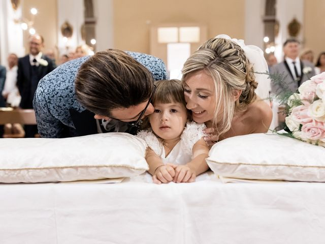 Il matrimonio di Camilla e Paolo a Corinaldo, Ancona 42