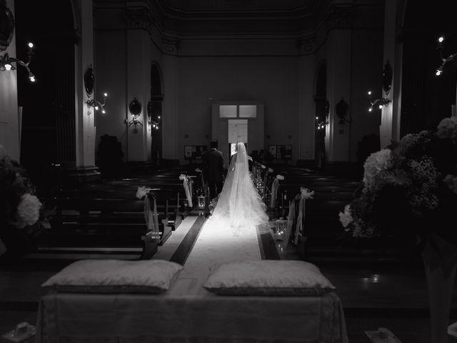 Il matrimonio di Camilla e Paolo a Corinaldo, Ancona 43