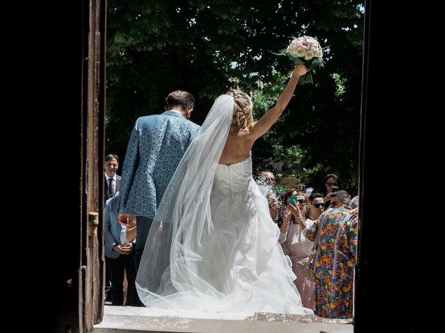 Il matrimonio di Camilla e Paolo a Corinaldo, Ancona 46