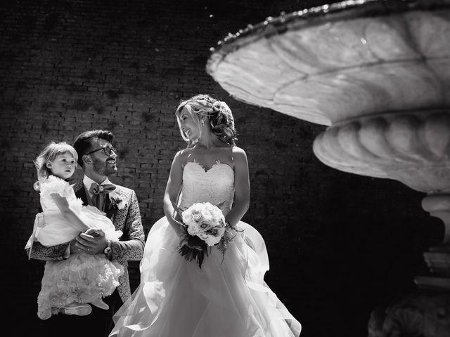 Il matrimonio di Camilla e Paolo a Corinaldo, Ancona 47