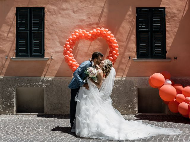 Il matrimonio di Camilla e Paolo a Corinaldo, Ancona 48