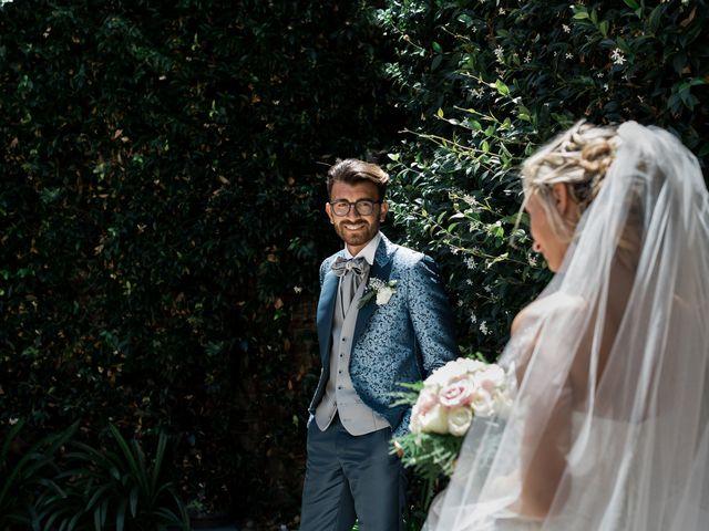 Il matrimonio di Camilla e Paolo a Corinaldo, Ancona 51