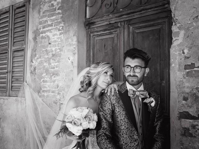 Il matrimonio di Camilla e Paolo a Corinaldo, Ancona 53