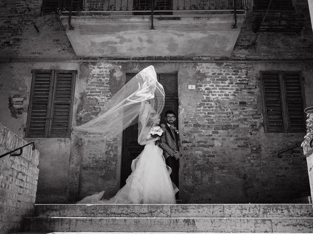 Il matrimonio di Camilla e Paolo a Corinaldo, Ancona 54