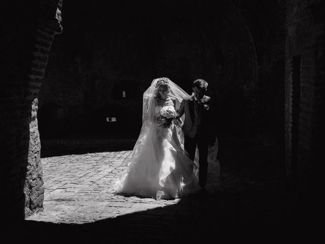 Il matrimonio di Camilla e Paolo a Corinaldo, Ancona 55
