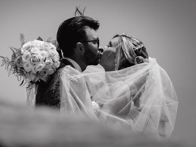 Il matrimonio di Camilla e Paolo a Corinaldo, Ancona 2