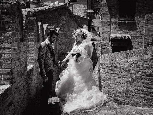 Il matrimonio di Camilla e Paolo a Corinaldo, Ancona 59