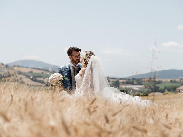 Il matrimonio di Camilla e Paolo a Corinaldo, Ancona 60
