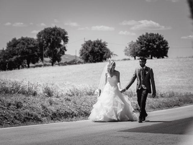 Il matrimonio di Camilla e Paolo a Corinaldo, Ancona 64