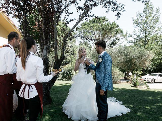 Il matrimonio di Camilla e Paolo a Corinaldo, Ancona 67