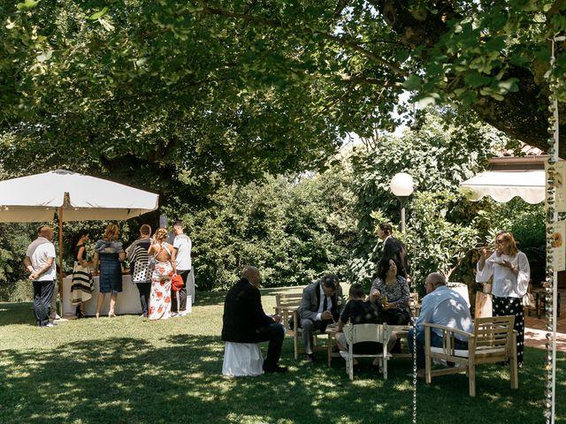 Il matrimonio di Camilla e Paolo a Corinaldo, Ancona 69