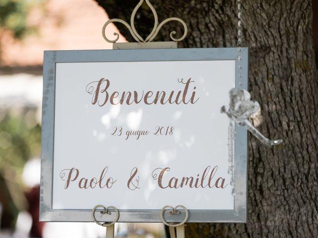 Il matrimonio di Camilla e Paolo a Corinaldo, Ancona 81