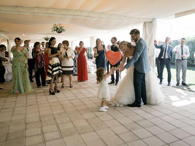 Il matrimonio di Camilla e Paolo a Corinaldo, Ancona 83