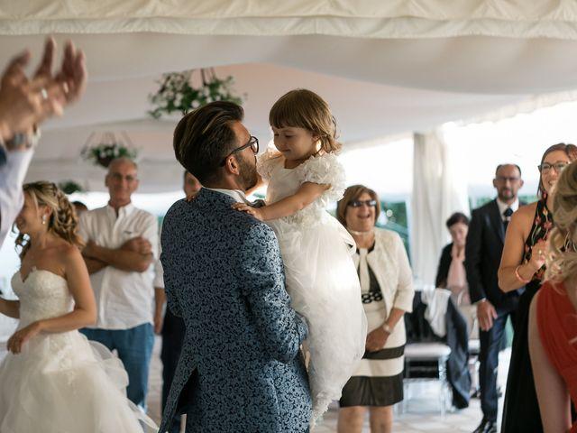 Il matrimonio di Camilla e Paolo a Corinaldo, Ancona 86