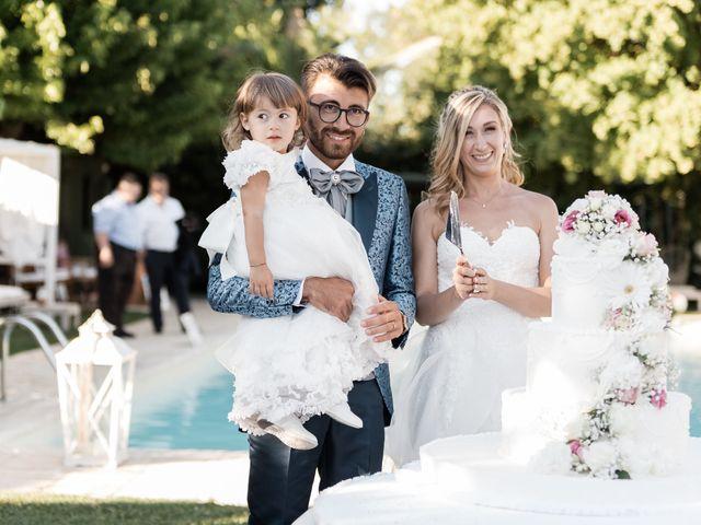 Il matrimonio di Camilla e Paolo a Corinaldo, Ancona 90