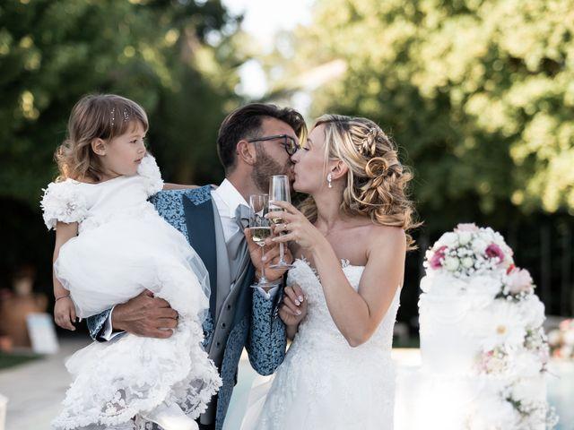 Il matrimonio di Camilla e Paolo a Corinaldo, Ancona 94