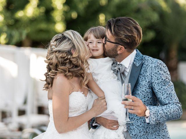 Il matrimonio di Camilla e Paolo a Corinaldo, Ancona 95