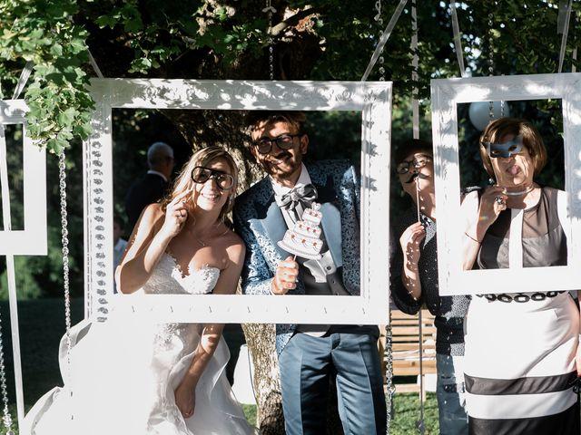 Il matrimonio di Camilla e Paolo a Corinaldo, Ancona 98
