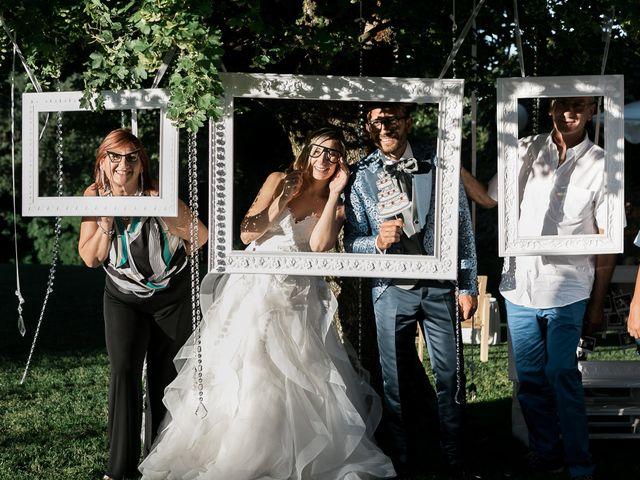 Il matrimonio di Camilla e Paolo a Corinaldo, Ancona 100