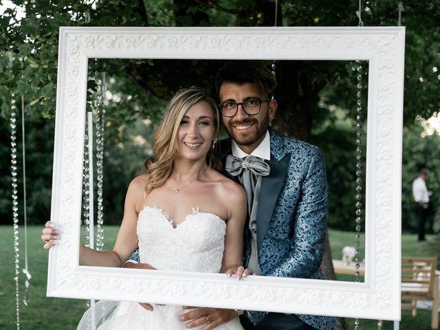 Il matrimonio di Camilla e Paolo a Corinaldo, Ancona 102
