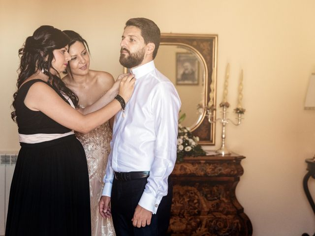 Il matrimonio di Laura e Enzo a Vallelunga Pratameno, Caltanissetta 7