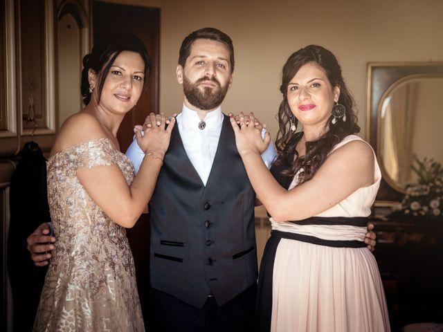 Il matrimonio di Laura e Enzo a Vallelunga Pratameno, Caltanissetta 9