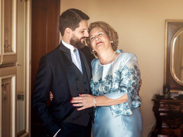 Il matrimonio di Laura e Enzo a Vallelunga Pratameno, Caltanissetta 17
