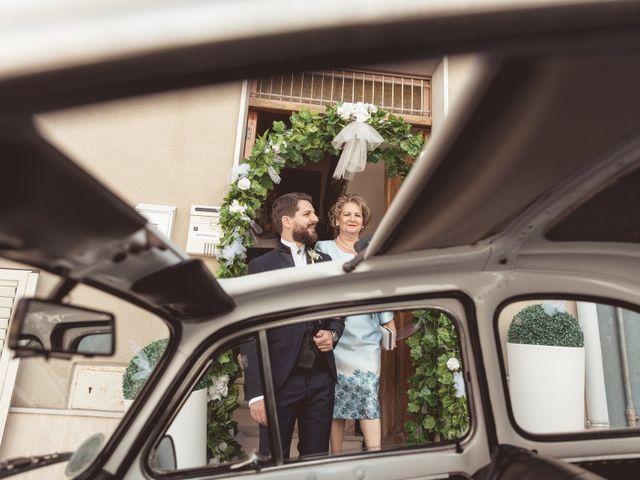 Il matrimonio di Laura e Enzo a Vallelunga Pratameno, Caltanissetta 23