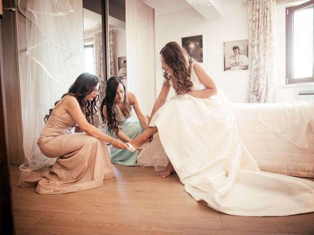 Il matrimonio di Laura e Enzo a Vallelunga Pratameno, Caltanissetta 41