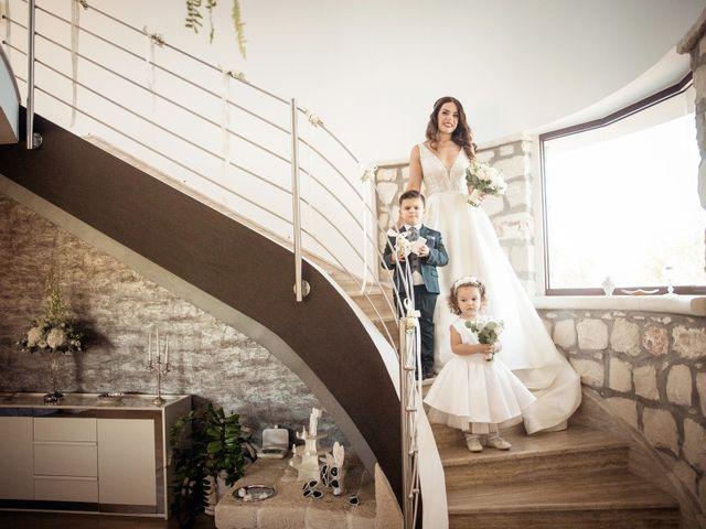 Il matrimonio di Laura e Enzo a Vallelunga Pratameno, Caltanissetta 45