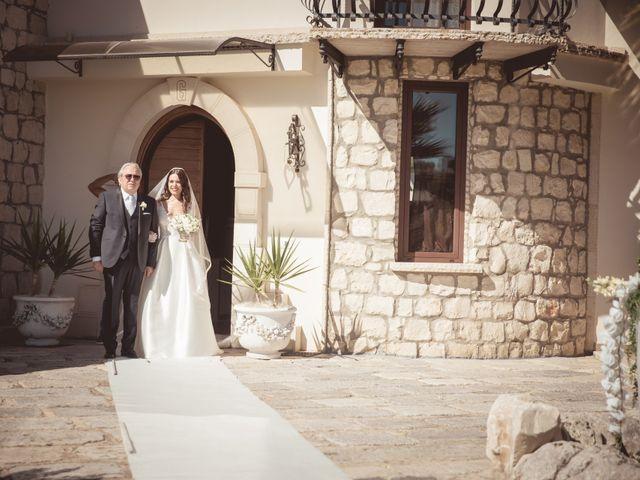 Il matrimonio di Laura e Enzo a Vallelunga Pratameno, Caltanissetta 48