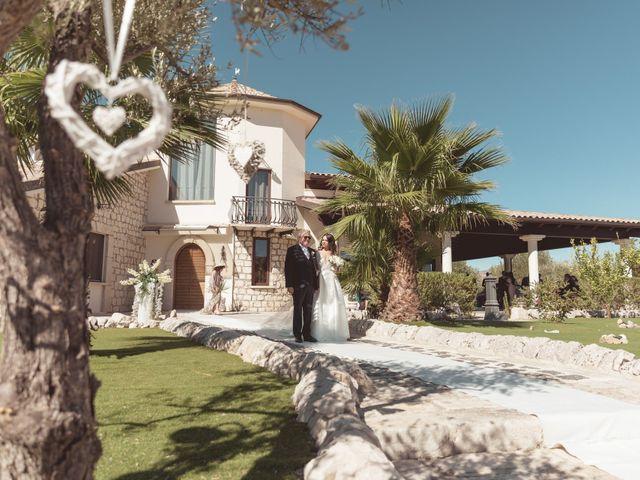 Il matrimonio di Laura e Enzo a Vallelunga Pratameno, Caltanissetta 49