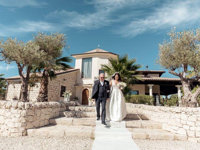 Il matrimonio di Laura e Enzo a Vallelunga Pratameno, Caltanissetta 50