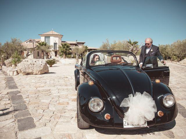 Il matrimonio di Laura e Enzo a Vallelunga Pratameno, Caltanissetta 53