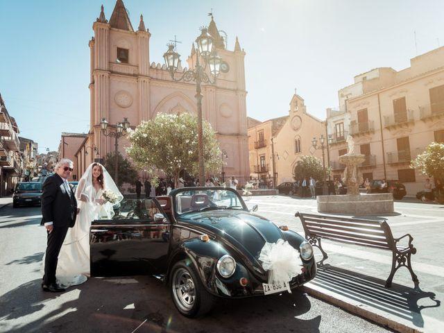 Il matrimonio di Laura e Enzo a Vallelunga Pratameno, Caltanissetta 74