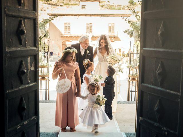 Il matrimonio di Laura e Enzo a Vallelunga Pratameno, Caltanissetta 76