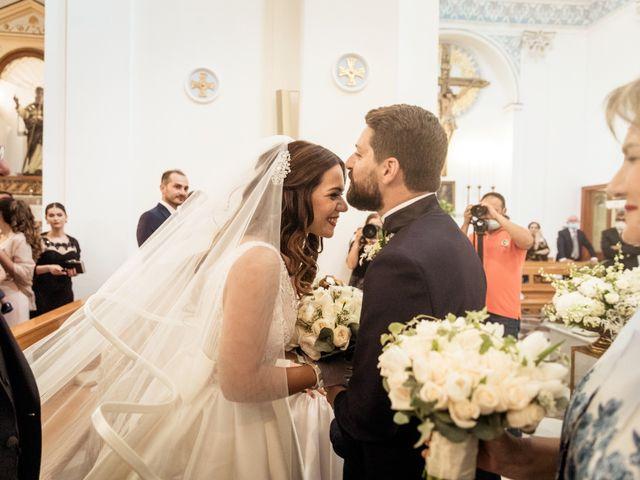 Il matrimonio di Laura e Enzo a Vallelunga Pratameno, Caltanissetta 77