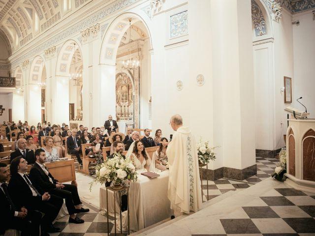 Il matrimonio di Laura e Enzo a Vallelunga Pratameno, Caltanissetta 82