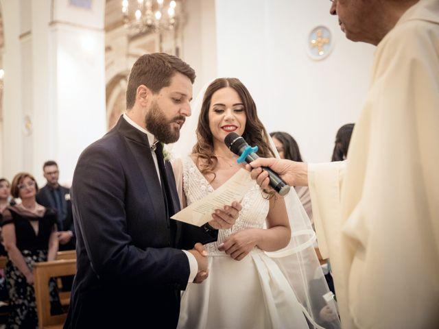 Il matrimonio di Laura e Enzo a Vallelunga Pratameno, Caltanissetta 83