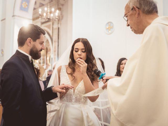 Il matrimonio di Laura e Enzo a Vallelunga Pratameno, Caltanissetta 84