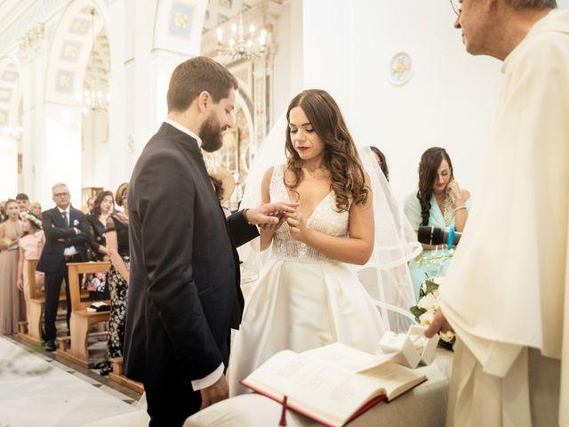 Il matrimonio di Laura e Enzo a Vallelunga Pratameno, Caltanissetta 85