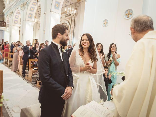 Il matrimonio di Laura e Enzo a Vallelunga Pratameno, Caltanissetta 86