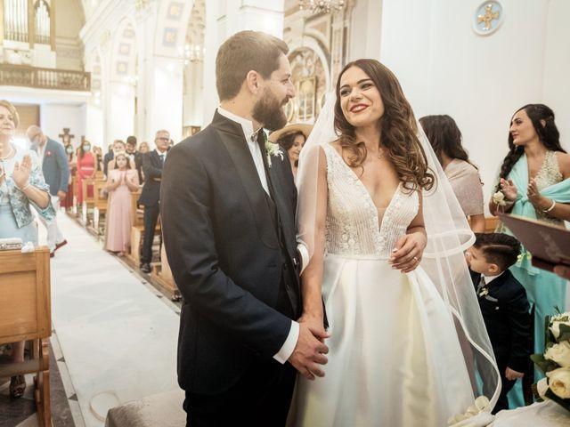 Il matrimonio di Laura e Enzo a Vallelunga Pratameno, Caltanissetta 87