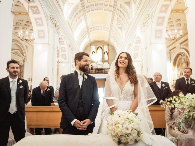 Il matrimonio di Laura e Enzo a Vallelunga Pratameno, Caltanissetta 89